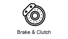 brake & clutch repair service