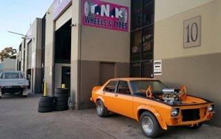 TNK Automotive